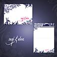 Custom Personal Stationery Design